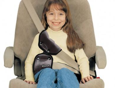 Campaña DGT cinturón infantil