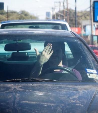 El gran peligro de la carretera es el conductor€